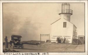 Point Loma Lighthouse San Diego, CA